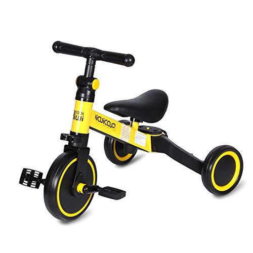 Kinder Dreirad Pedal Dreirad 3 Wheeler Kinder Kind Trike Dreirad Ride-On Bike 1-6 Jahre,b - Wheeler-räder Reifen 4 Und