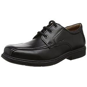 Geox Jr Federico H, Zapatos de Cordones para Niños