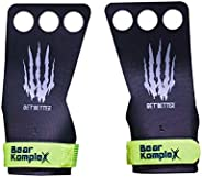 Bear KompleX Black Diamond 3-gaats handgrepen, ideaal voor alle bars, speal, halter, ketelbel, ringwerk, gymna