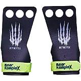 Bear KompleX Black Diamond 3-gaats handgrepen, ideaal voor alle bars, speal, halter, ketelbel, ringwerk, gymnastiek, crossfit