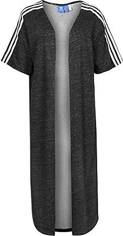 adidas Cape W T-shirt 40 dark grey heather