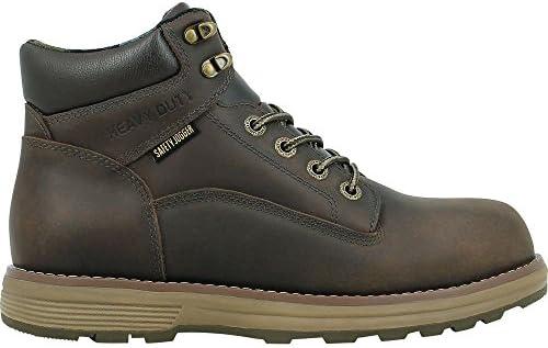 Safety Jogger 200272-46 - Zapatillas Meteor, S3, talla 11, color marrón