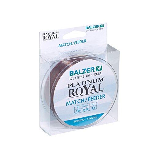 Balzer Platinum Royal Match/Feeder 0,22 mm