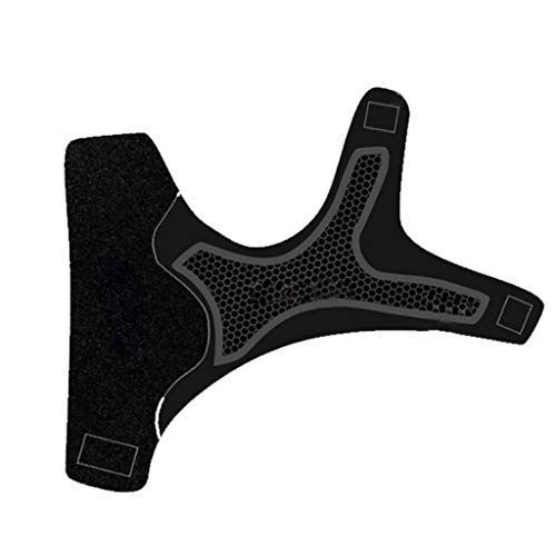 Lomsarsh Sport Knöchelunterstützung Elastic Sleeve Bandage Wrap Kompression Fußstütze Schützen -