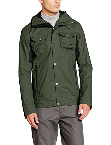 North Face M Arrano Jacket - Chaqueta para hombre, color verde, talla L