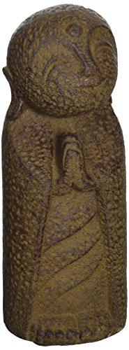 Happy Outdoor Buddha Statue (Ruhe st10200865Namaste Jizo Outdoor Statuen)