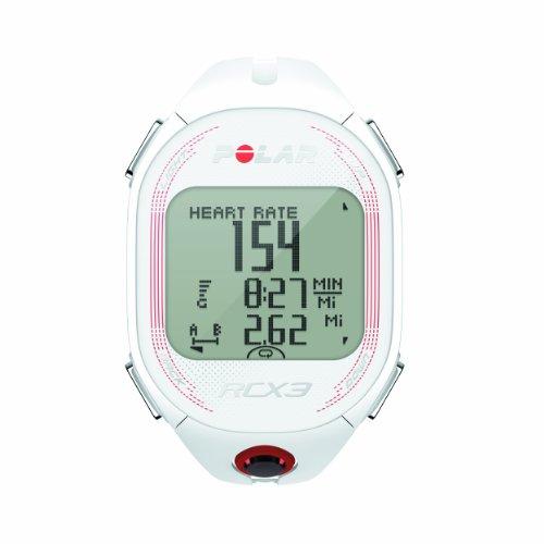 brand new 8946a d73eb Polar RCX-3 GPS - Pulsómetro de entrenamiento con sensor GPS externo  (incluido)