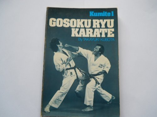 Art Book Fighting Karate Gosoku Ryu Hard Fast Style Unique