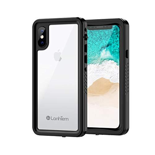 Adamarkeer Custodia iPhone XS X Cover 360 Gradi Copertura Antiurto