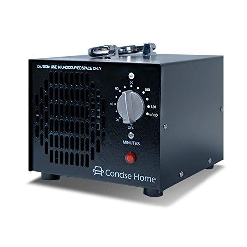 Concise Home Generador De Ozono Industriales Purificador De Aire Ozono Purificador De Aire 3500mg