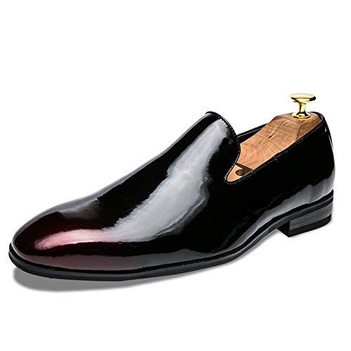 Oxford Hombre 2019, Zapatos Oxford de cuero para hombres...