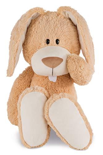 Nici 42660 Kuscheltier Hase My Bunny, 70 cm, braun