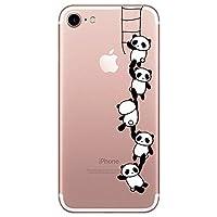 Caratteristica:   * Materiale: Soft TPU  Specialmente progettato per iPhone 7 Case 4.7 pollici   * Protegge efficacemente il tuo cellulare Polvere, sporcizia, urti e graffi.  * Facile da installare e rimuovere.  * Il pacchetto include:  1 x ...