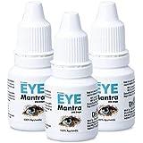 Eye Mantra Dr Juneja's Eye Mantra Ayurvedic Eye Drops 10ml, Pack of 3
