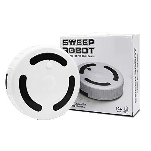 WAOBE Robot De Limpieza Inteligente, Carga, Inducción Automática Inteligente Automático Doméstico Limpieza Máquina Aspiradora Dos En Uno Vacío Máquina De Barrido