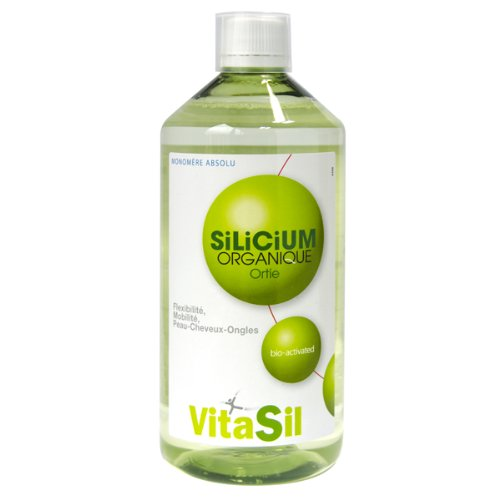 VitaSil Organic Silicium bio-activated liquid 1000ml by VitaSil