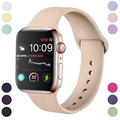 Hamile Compatible con Apple Watch Correa 38mm 40mm