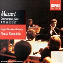 """Mozart : Concertos pour piano n° 9 """"Jeunehomme"""", 20, 21, 23 et 27"""