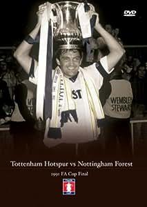 1991 FA Cup Final Tottenham Hotspur v Nottingham Forest (Spurs) [DVD]