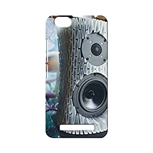 BLUEDIO Designer Printed Back case cover for Lenovo Vibe C ( A2020) - G1421