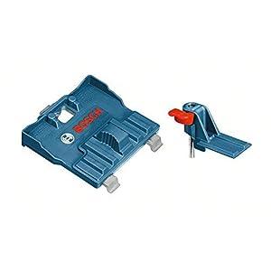 BOSCH 1600Z0003X – Accesorio Fresadoras RA 32 Professional. Dispositivo de detención para fijar el Adaptador al carril guía con Bolsa plástica.