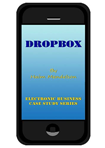 Dropbox (Electronic Business Case Collection) (English Edition ...