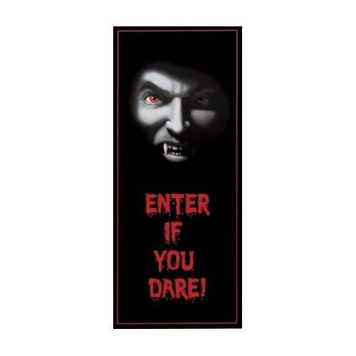Pegatina para ventanas vampiro Halloween