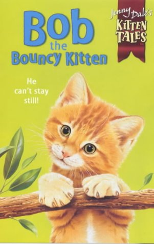 Bob the bouncy kitten