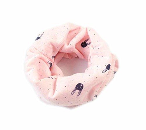 zedtom bufanda en algodón Foulards para cuello diseño de conejos caliente Bel...