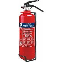 Smartwares BB1 - Extintor, resistencia al fuego ABC (1 kg the polvo seco)