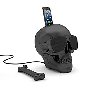 Jarre Aero Skull HD+ Speaker - Matte Black