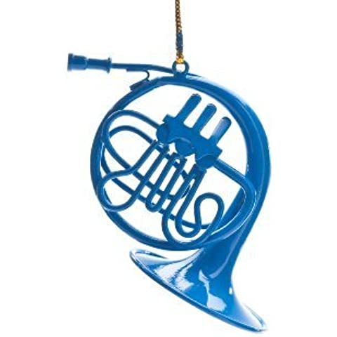 How I Met Your Mother Blue French Horn Ornament by Cool TV Props