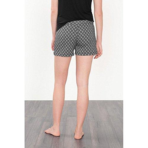 Pyjama Shorty Alina Esprit Noir