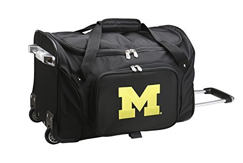 ncaa-michigan-wolverines-duffel-bag-22-inch-black-by-ncaa