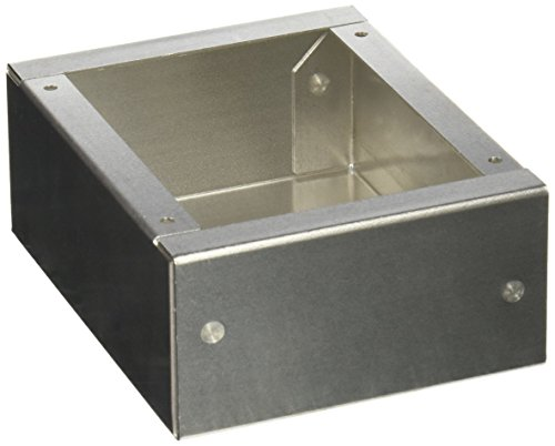 Bud Industries Rack (ENCLOSURE, ALUMINIUM CHASSIS, NATURAL AC1404 By BUD INDUSTRIES)