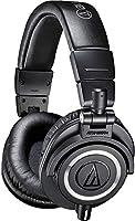Audio Technica ATH-M50x - Auriculares para DJ, ...
