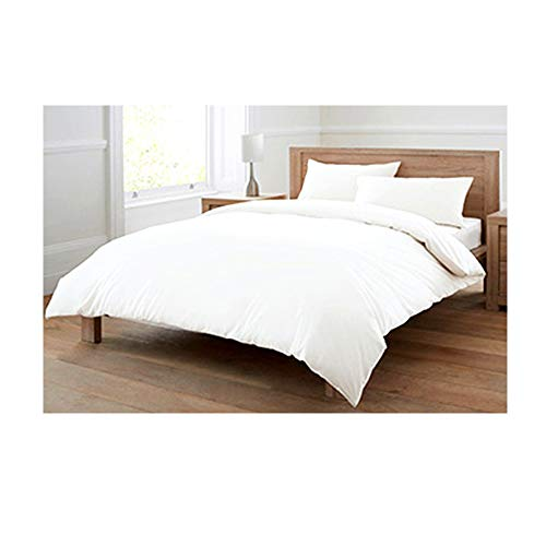 Juego de cama de 4 piezas de algodón egipcio al 100%, marca Euphoric Bedding - Incluye...
