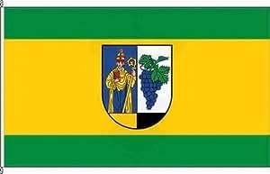 Königsbanner Hochformatflagge Zellertal - 120 x 300cm - Flagge und Fahne