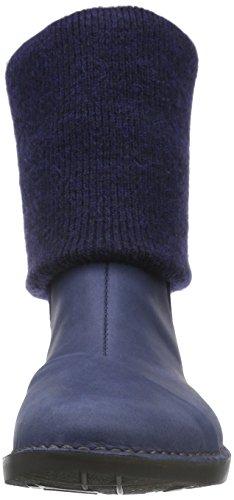 art - Bergen, Stivali a metà polpaccio con imbottitura leggera Donna Blu (Blu)