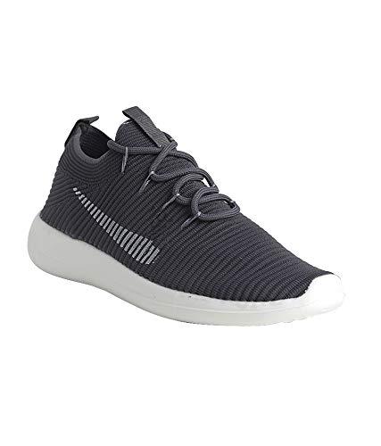 9dd6a46ff4c961 36% OFF on VIR SPORT Max Air Men s Grey Running Shoes on Amazon ...