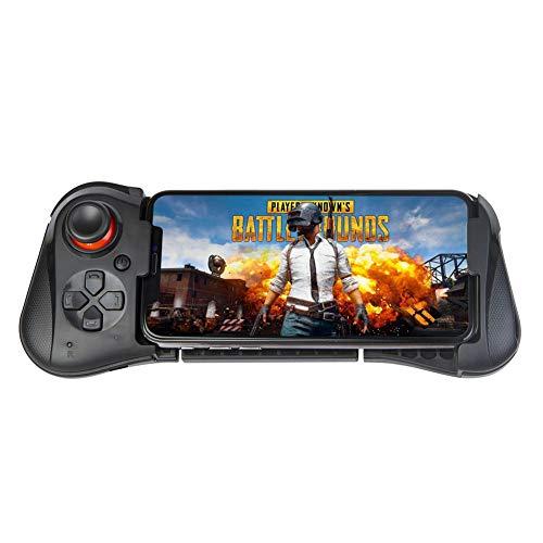 iZiZ Wireless Controller mit Bluetooth Wireless Controller Gamepad kompatibel mit iOS/iPhone PUBG Mobile Co Mobile