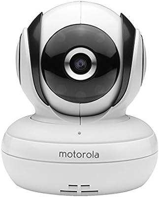 Motorola MBP36S BU - Cámara adicional para vigilabebés, color blanco
