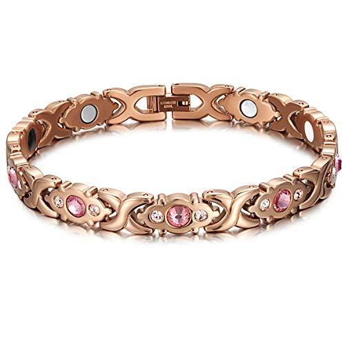 Neue Produkt Sohn Armband Rose Handwerk Set Diamant Magnet Armband Fabrik Direktverkauf