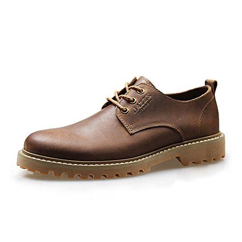 Taglio basso uomini scarpe d'Inghilterra in autunno/Confortevole e traspirante marea scarpe A