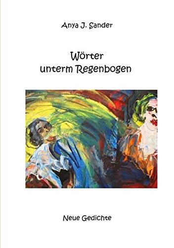 Cover »Wörter unterm Regenbogen«