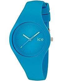 Ice-Watch - ICE ola Neon blue - Men's (Unisex) wristwatch with silicon strap - 001229 (Medium)