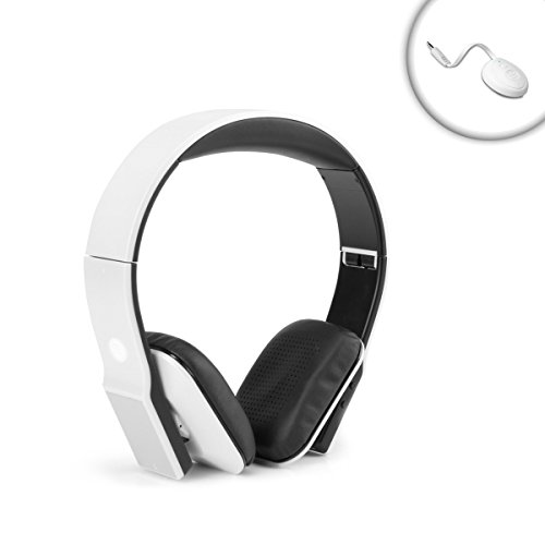 GOgroove Bluetooth TV Headphones Wireless Connection System for HD Televisions by Sony , LG , Samsung , Sharp , Toshiba , Vizio , Panasonic with Premium Bluetooth Headphones and Bluetooth Transmitter
