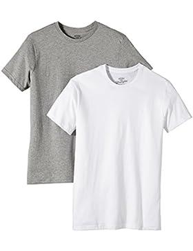 Wrangler 2 Pack Tee, Camiseta para Hombre