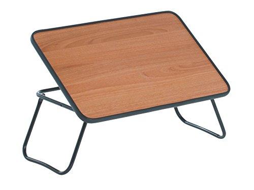 GiMa 44753ervoplus Bett-Tablett, 3Position, Walnuss, 60cm Länge, 40cm Breite, 24cm Höhe