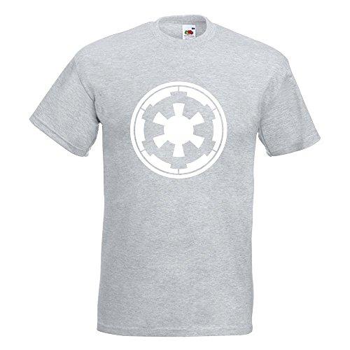 Kiwistar Galaktisches Imperium T-Shirt in 15 verschiedenen Farben Herren  Funshirt bedruckt Design Sprüche Spruch